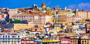 Ferienmietwagen Cagliari