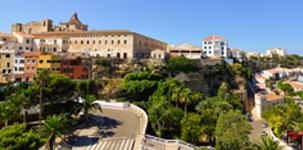 Ferienmietwagen Menorca