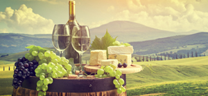 Kulinarische Reise Italien