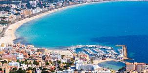 Schöner Strand Mallorca