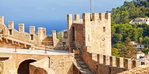 Rundtour Mallorca