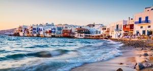 Strandurlaub Mykonos