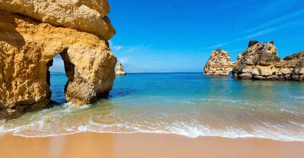 Algarve Herbst