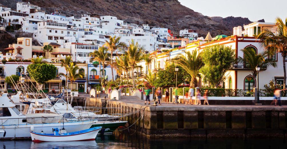 Romantische Plätze auf Gran Canaria