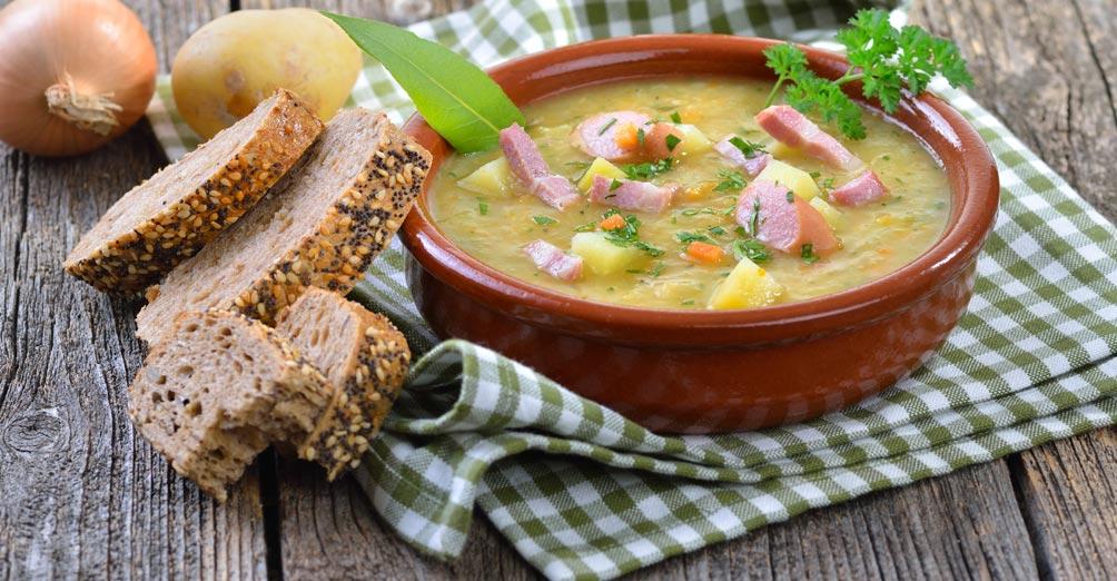 Kulinarische Reise Deutschland