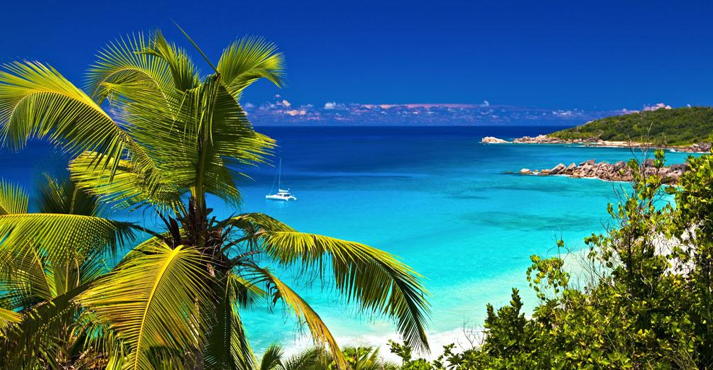 Paradiesische Inseln Flitterwochen