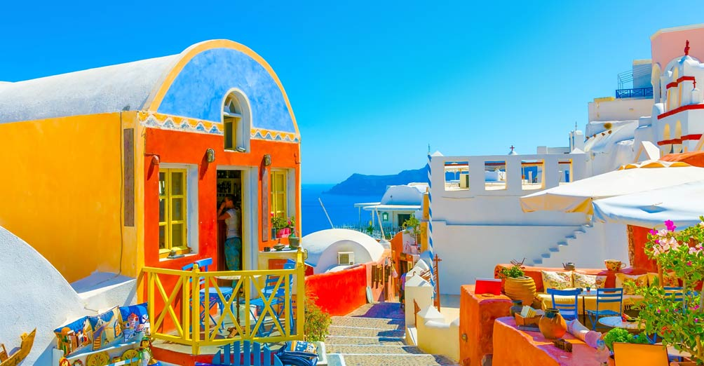 Sehenswürdigkeiten auf Santorini