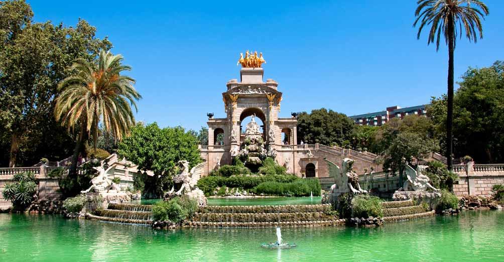 Shoppingtour Barcelona
