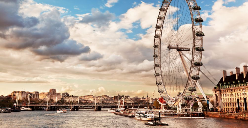 Shoppingtour London