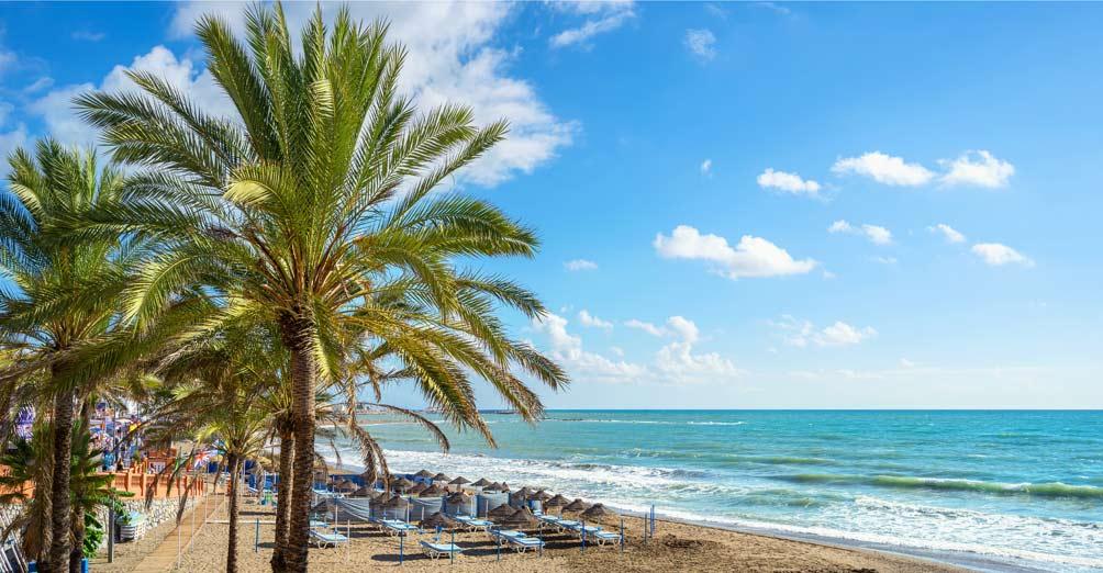 Top Strände in Malaga