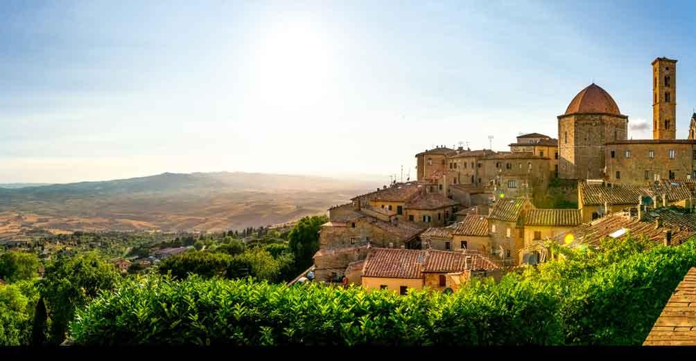 Wandern Toskana