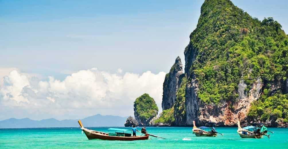Welche Insel Thailand